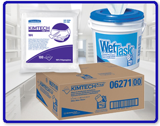 KIMTECH* Clean Room Environment Wipers