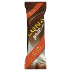 BFG64650 - Clif BarChocolate Peanut Butter Luna Protein Bar