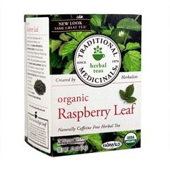 BFG29036 - Traditional MedicinalsOrganic Raspberry Leaf Tea
