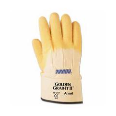 ANS012-16-347-10 - AnsellGolden Grab-It Gloves