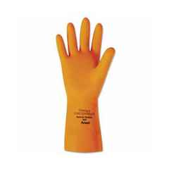 ANS012-208-10 - AnsellHeavyweight Natural Rubber Latex Gloves