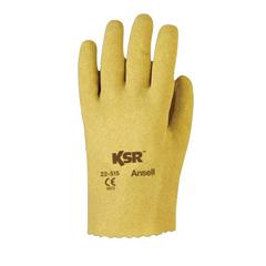 ANS012-22-515-8 - Ansell - KSR® Vinyl Coated Gloves