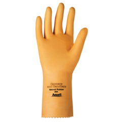 ANS012-394-9 - AnsellVersatouch Canners Gloves, 9, Natural Latex, Natural