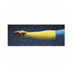 ANS012-70-118 - Ansell18 GoldKnit® Sleeve with Thumb Slot, Yellow