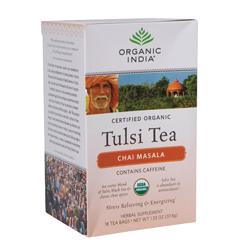 BFG38284 - Organic IndiaTulsi Chai Masala Tea
