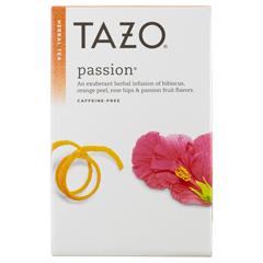 BFG25791 - Tazo TeasPassion Herbal Tea