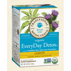 BFG29173 - Traditional MedicinalsOrganic EveryDay Detox® Lemon