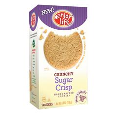 BFG01224 - Enjoy LifeCrunchy Sugar Crisp Cookies