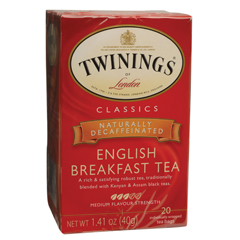 BFG27010 - TwiningsEnglish Breakfast Decaf Tea