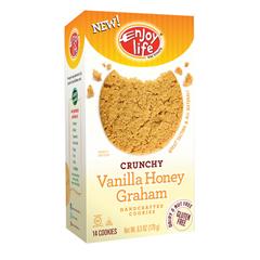 BFG01227 - Enjoy LifeCrunchy Vanilla Honey Graham Cookies