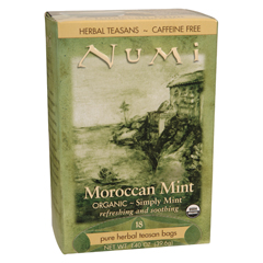 BFG19375 - Numi - Moroccan Mint Tea