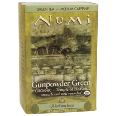 BFG19377 - NumiGunpowder Green Tea