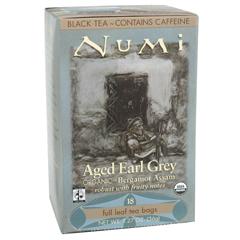 BFG19380 - NumiAged Earl Grey Tea Fair Trade