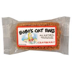 BFG27866 - Bobo's Oat BarsCranberry Orange Oat Bar