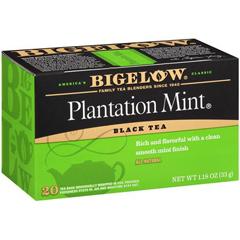BFG28235 - BigelowPlantation Mint Tea