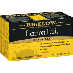 BFG28236 - BigelowLemon Lift Tea