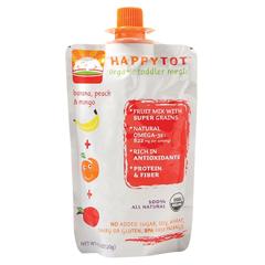 BFG64986 - Happy BabyBanana, Peach & Mango Pouch