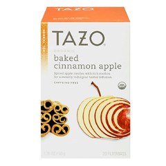 BFG26217 - Tazo TeasBaked Cinnamon Apple Tea