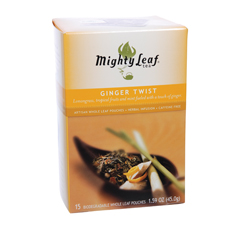 BFG21474 - Mighty LeafGinger Twist Tea