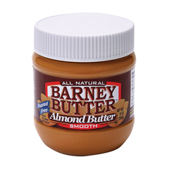 BFG30814 - Barney ButterSmooth Almond Butter