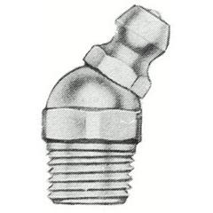 ALM025-1611-B - Alemite - Hydraulic Fittings
