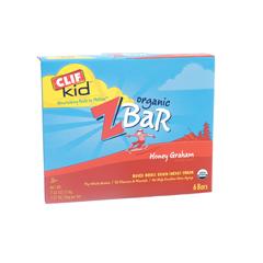 BFG06431 - Clif BarHoney Graham Clif Kid Zbar