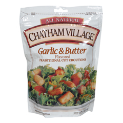 BFG34869 - Chatham VillageGarlic & Butter Croutons