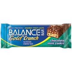 BFG24192 - Balance Bar CompanyBalance Gold Chocolate Mint Cookie Crunch Bar
