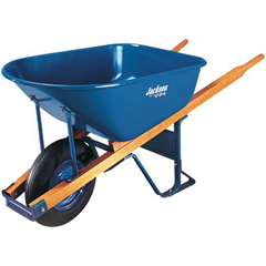 JCP027-M6FFBB - Jackson Professional ToolsJackson® Contractors Wheelbarrows