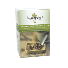BFG21313 - Mighty LeafOrgani Hojicha Green Tea