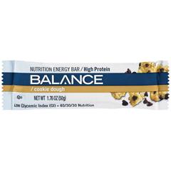 BFG08245 - Balance Bar CompanyBalance Original Cookie Dough Bar