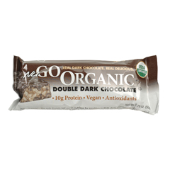BFG33703 - NugoDark Double Chocolate Bar