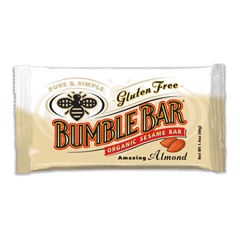 BFG01347 - Bumble BarAmazing Almond Organic Sesame Bar