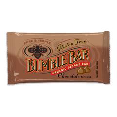 BFG01349 - Bumble BarChocolate Crisp Organic Sesame Bar