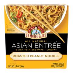 BFG66352 - Dr. Mcdougall'sRoasted Peanut Noodles