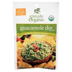 BFG53433 - Simply OrganicGuacamole Dip Mix
