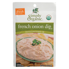 BFG53432 - Simply OrganicFrench Onion Dip Mix