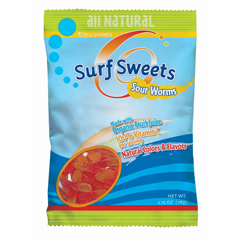 BFG36233 - Surf SweetsSour Worms