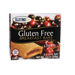 BFG65029 - GlutinoCherry Cereal Bars