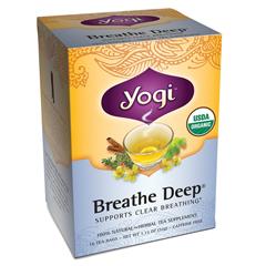 BFG27037 - Yogi TeasBreathe Deep Tea
