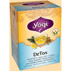 BFG27040 - Yogi TeasDetox Tea