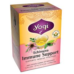 BFG27047 - Yogi TeasEchinacea Immune Support Tea