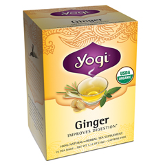 BFG27043 - Yogi TeasGinger Tea