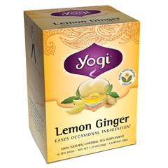 BFG27050 - Yogi TeasLemon Ginger Tea