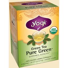 BFG27099 - Yogi TeasGreen Tea Pure Green