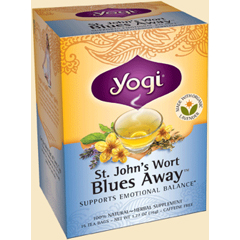BFG27064 - Yogi TeasSt. Johns Wort Blues Away Tea