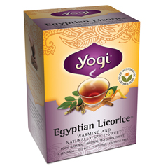 BFG27032 - Yogi TeasEgyptian Licorice Tea