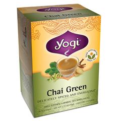 BFG27102 - Yogi TeasChai Green Tea