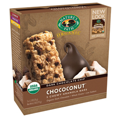 BFG65232 - Nature's PathChococonut Granola Bars