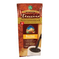 BFG04224 - TeeccinoHazelnut Beverage, Caffeine Free